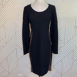NWT Emilio Pucci Virgin Wool Mesh Illusion Dress